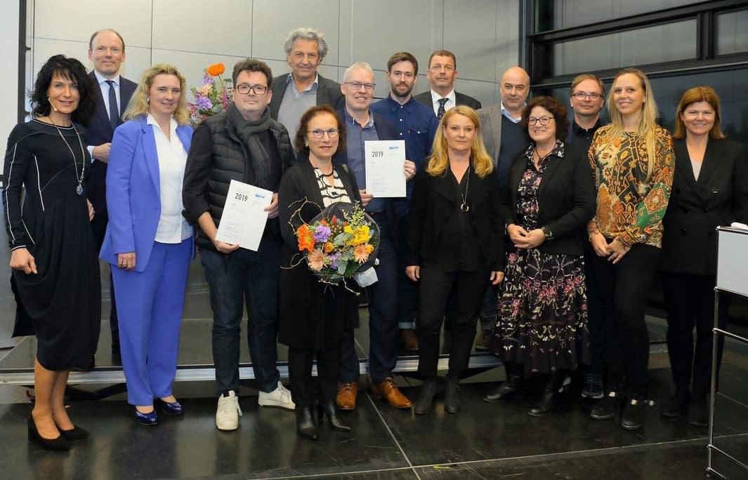 Preisverleihung | Projekt München-Gerberau